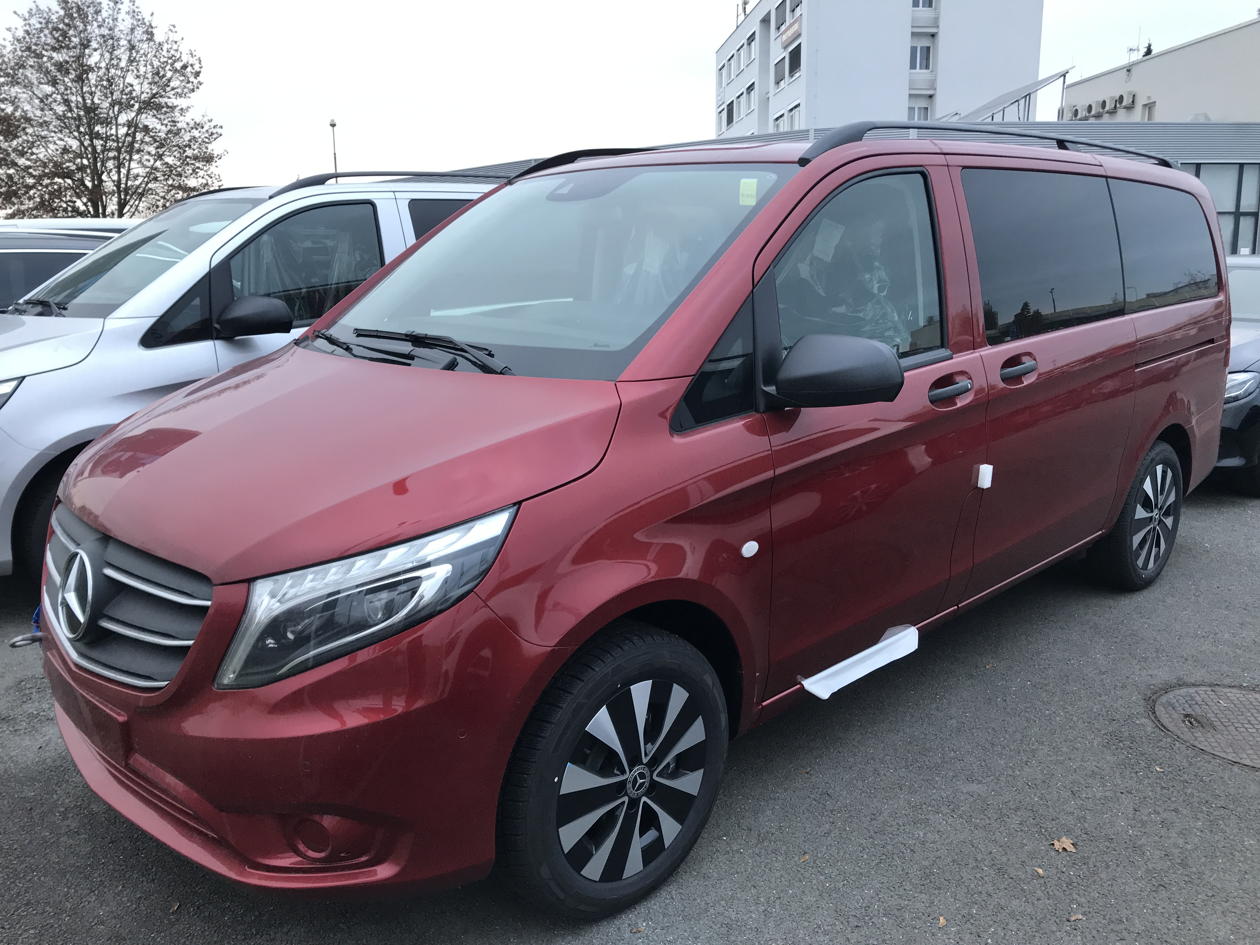 Mercedes-Benz Vito 119 CDI / Tourer SELECT / L 4x4