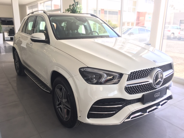 Mercedes-Benz GLE 450 4MATIC 270 kW 9G-Tronic